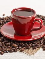 K�va, kofein