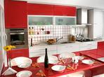 Barevn� kuchyn�