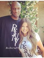 Lamar Odom a Khloe Kardashian