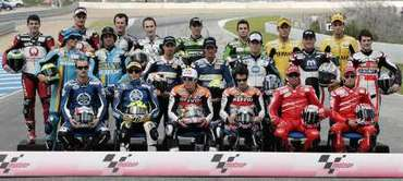 Jezdci MotoGP 2007