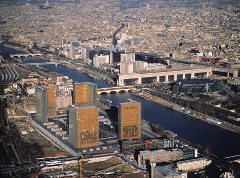Knihovna Paříž 02