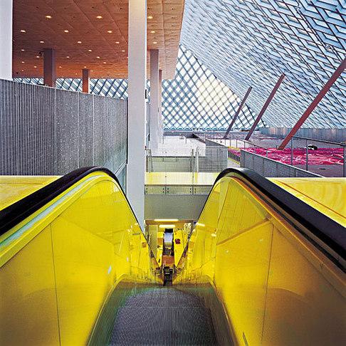 Knihovna Seattle 14