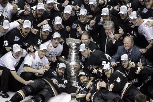 Anaheim - Ottawa: hráči, Stanley Cup
