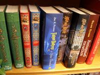 Harry Potter v ruštině