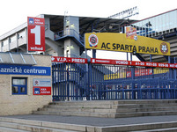 AC Sparta Praha: AXA aréna