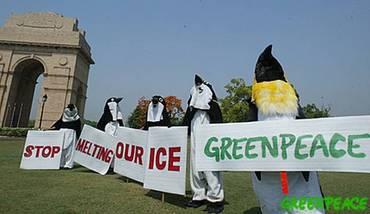 Zelení aktivisté