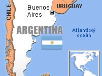 Mapa - Argentina