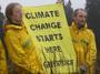 Greenpeace blokují rypadlog