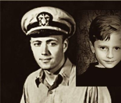 James Huston a James Leininger