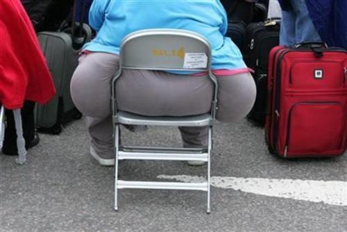 Obezita - ilustrační snímek